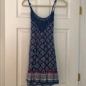 American rag boho sun dress